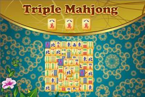 Triple mahjong HTML5